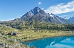 Lodge Paine Grande on the The W Trek, Patagonia | heneedsfood.com