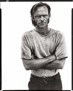 Drifter, Oklahoma, 1980 Richard Avedon