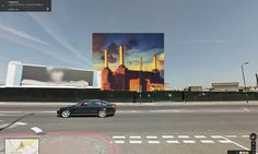 Capas de Discos no Google Street View : Música Pavê