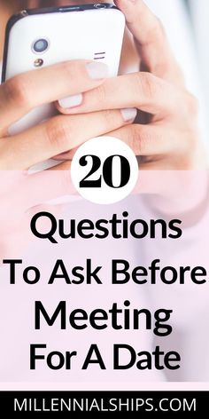 You spend days chatting with a man on Bumble, only to meet in person and find out he's a dud. Here are 20 online dating questions to ask before meeting. Questions To Ask Guys, Online Dating Questions, Online Dating Advice, Online Dating Profile, Dating Advice For Men, Marriage Advice, Relationship Tips, This Or That Questions, Tips Online