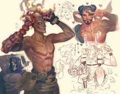 Our goal is to keep old friends, ex-classmates, neighbors and colleagues in touch. Overwatch Comic, Overwatch Fan Art, Fanart Overwatch, Junkrat Fanart, Jamison Fawkes, Junkrat And Roadhog, Character Art, Character Design, Alien Art