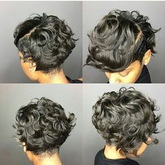Growing out pixie Pelo Natural, Natural Hair Care, Natural Hair Styles, Short Sassy Hair, Short Hair Cuts, Love Hair, Great Hair, My Hairstyle, Medium Hairstyle