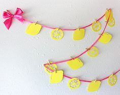 Pink Lemonade Party Pink Lemonade Stand 1st by MyLittleBoobug