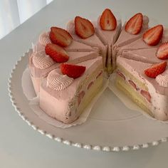 Find images and videos about food on We Heart It - the app to get lost in what you love. Think Food, I Love Food, Good Food, Yummy Food, Pretty Birthday Cakes, Pretty Cakes, Cake Birthday, Eat This, Cute Desserts