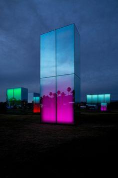 Reflection Field Coachella by Phillip-K-Smith