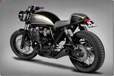 CAFE' RACER CULTURE: Zephir