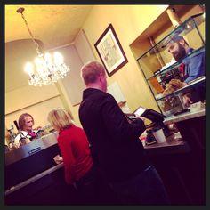 Sep. 2013. #coffee #shop #us #portland