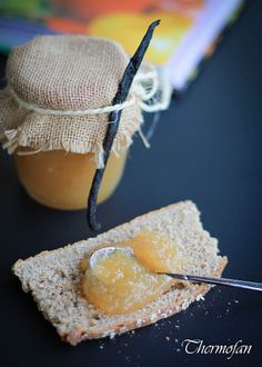 THERMOFAN: Mermelada picante de melón, manzana y lima (TMX / ...