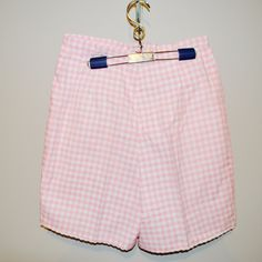 Vintage 1950's Back Zip High Waist Short by CheekyVintageCloset on Etsy