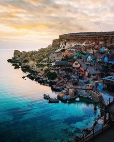 #GoodAfternoon! Check out this #colourful view of Popeye Village in #Mellieha  Featured Photographer: @itsmadsphoto  Tag your #photos with #MaltaPhotography to get a chance to be #featured on @maltaphotography - http://ift.tt/1fpoK0v  #Popeye #Village #movie #film #set #sun #swim #winter #colours #island #jj #Malta #Photography #instagramhub #instafamous #photooftheday #picoftheday #lonelyplanet #travel #destination #worlderlust #beautifuldestinations