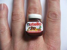 Fancy - Nutella Jar Ring