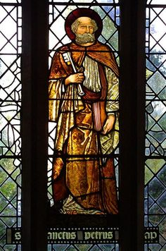 St. Peter by Edward Burne Jones