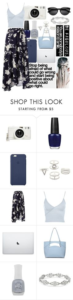 """""""~Be Fabulous~"""" by potato-13 ❤ liked on Polyvore featuring Lomography, OPI, Charlotte Russe, Monsoon, Topshop and Segolene Paris"""