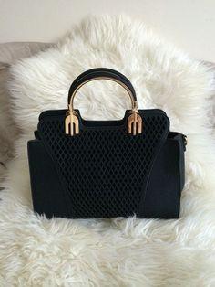 Women Handbags Black Designer Ladies Shoulder Bag Leather Tote Satchel Messenger