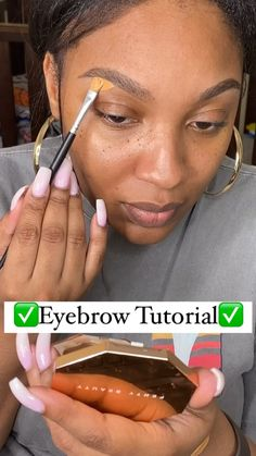 Eyebrow Makeup Tips, Eye Makeup, Makeup Pics, Makeup Ideas, How To Do Eyebrows, Brown Spots On Skin, Oval Face Shapes, Threading Eyebrows, Creative Makeup Looks