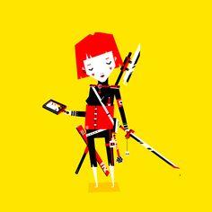 miaou-miaou.ru #illustration #art #drawing