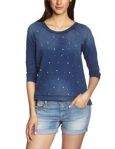 Passport - Camiseta de manga 3/4 para mujer #camiseta #friki #moda #regalo