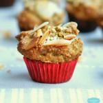Almond Coconut Muffins