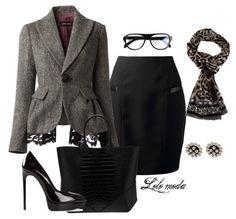 Lolo moda, work outfit, www.lolomoda.com