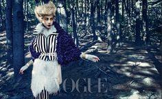 Soo Joo by Kim Tae Woo for Vogue Korea