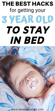 How to get your 3 year old to stay in bed. What to do when your 3 year old wont go to bed. How to solve your toddlers sleep regression. Educational Activities For Toddlers, Parenting Toddlers, Learning Activities, Parenting Hacks, Toddler Learning, Toddler Preschool, Toddler Games, Toddler Sleep, Toddler Stuff