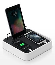 Would love to have this multi-user charger from Blue Lounge! Sanctuary4 - More powerful than ever