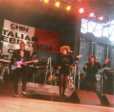 Graziano Accinni  LIVE TORONTO 1989