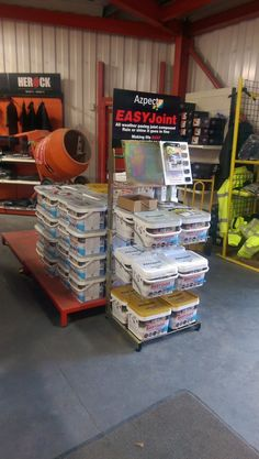 EASYJoint at Buildbase Nantwich