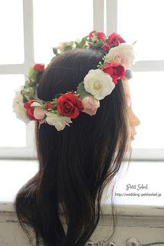 花冠 結婚式