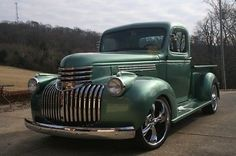 1941 Chevy Truck Street Rod