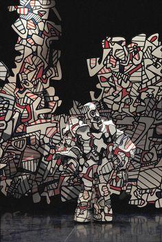 (et j'adore Dubuffet): Jean Dubuffet, Coucou Bazar - Les Arts Décoratifs à partir du 23 septembre