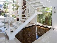 Resultado de imagem para escadas diferentes agua