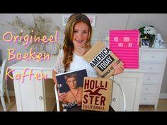 Back To School: Origineel Boeken Kaften - YouTube