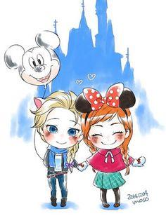 Disney Cast