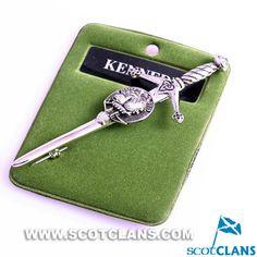 Kennedy Clan Crest K