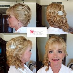 Short hairstyles 2017 , curles, waves and loose hair