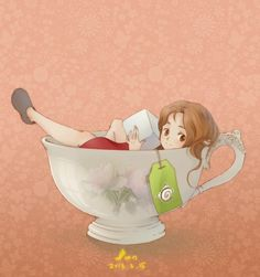Teacup! Arrietty