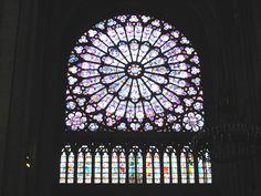 Notre Dame Cathedral  Paris, France  2002