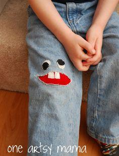 infantiles-ninos-parche-de-monstruo-1