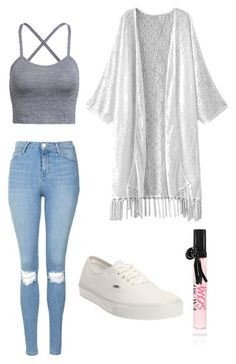 School outfit #3 by morganmaccc on Polyvore featuring polyvore, fashion, style, Topshop, Vans, Victoria's Secret and clothing