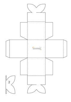 caja mariposa baby shawer