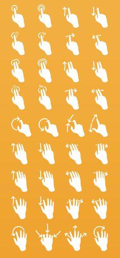 Gestures by Prekesh on Creative Market