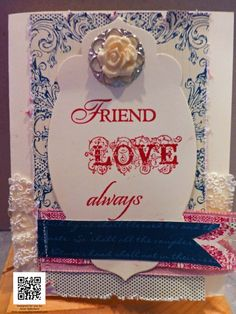 lots of #Stampin'UP! Spring catalog goodness meets #affection collection.
