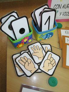 New Baby Activities Preschool Toddlers Ideas Preschool Learning Activities, Toddler Learning, Math Classroom, Infant Activities, Kindergarten Activities, Teaching Math, Preschool Activities, Numbers Preschool, Math Numbers