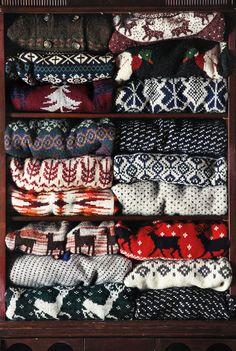 ski sweaters