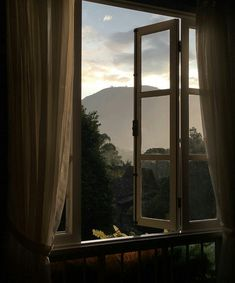 Open windows lead to open adventures Nature Architecture, Window View, Through The Window, Jolie Photo, Aesthetic Pictures, Future House, Nature Photography, Window Photography, Photography Ideas