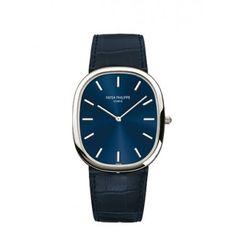 Patek Philippe 5738P Watch - Golden Ellipse, 5738 P, Platinum PP079