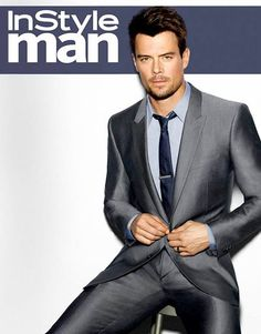 mensfashionworld:  Josh Duhamel by Yu Tsai for InStyle Man