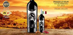Poggio Le Volpi absolute Spitzenweine aus Apulien ~ Bis zu 99 Punkte - Outstanding - http://weinblog.belvini.de/poggio-le-volpi-2