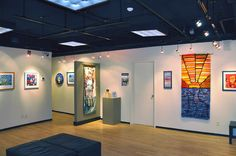 "2011 ""Focus on Fibre"" at the Okotoks Art Gallery (OAG) at the Station."